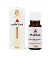 Geranium Bourbon Essential Oil (Meadows Aroma) 10ml