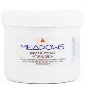 Jojoba & Avocado Natural Cream (Meadows Aroma) 500ml