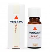 Sicilian Lemon Essential Oil (Meadows Aroma) 10ml