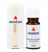 Muscle Soothe Synergy Blend (Meadows Aroma) 10ml