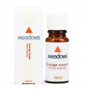 Orange (Sweet) Essential Oil (Meadows Aroma) 10ml