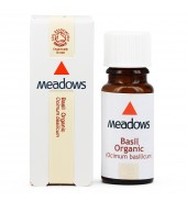 Organic Basil Essential Oil (Meadows Aroma) 50ml