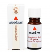 Organic Cinnamon Leaf Essential Oil (Meadows Aroma) 25ml