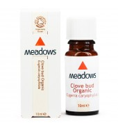 Organic Clove Bud Essential Oil (Meadows Aroma) 10ml