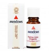 Organic Palma Rosa Essential Oil (Meadows Aroma) 10ml