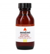 Organic Rosehip Carrier Oil (Meadows Aroma) 100ml