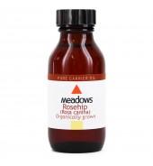 Organic Rosehip Carrier Oil (Meadows Aroma) 250ml