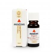 Organic Bergamot (Non F.C.F.) Essential Oil (Meadows Aroma) 10ml