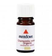 Organic Chamomile Roman Essential Oil (Meadows Aroma) 25ml