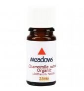 Organic Chamomile Roman Essential Oil (Meadows Aroma) 2.5ml