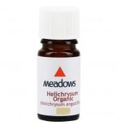 Organic Helichrysum Essential Oil (Meadows Aroma) 5ml