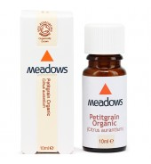 Organic Petitgrain Essential Oil (Meadows Aroma) 10ml
