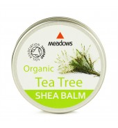 Organic Shea Balm - Tea Tree (Meadows Aroma) 50ml