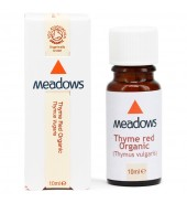 Organic Thyme Red Essential Oil (Meadows Aroma) 10ml
