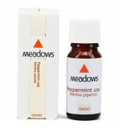 Peppermint USA Essential Oil (Meadows Aroma) 10ml