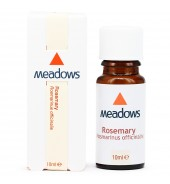 Rosemary Essential Oil (Meadows Aroma) 10ml