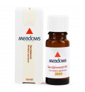 Sandalwood New Caledonia Essential Oil (Meadows Aroma) 10ml