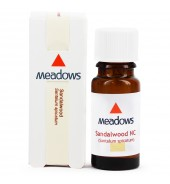 Sandalwood New Caledonia Essential Oil (Meadows Aroma) 25ml