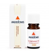 Sandalwood New Caledonia Essential Oil (Meadows Aroma) 2.5ml