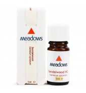 Sandalwood New Caledonia Essential Oil (Meadows Aroma) 5ml