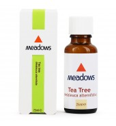 Tea Tree Essential Oil (Meadows Aroma) 25ml
